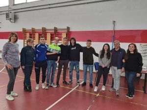 CAMPIONATI STUDENTESCHI DI DAMA ALL'ITS BIANCHINI